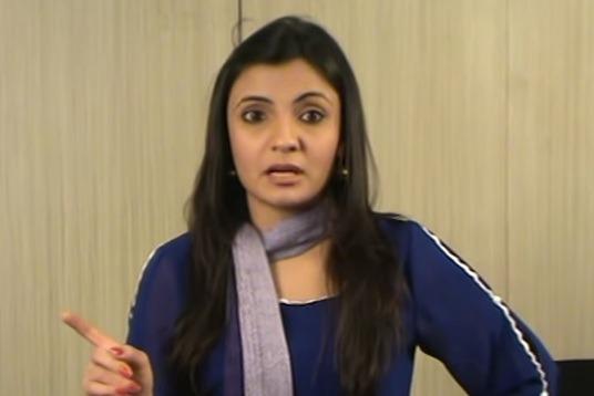 Pallavi Sapra Hindi Actress