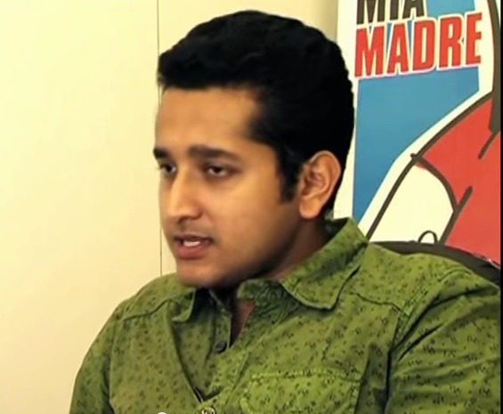 Parambrata Chatterjee Hindi Actor