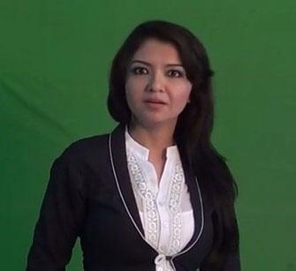 Parul Chaudhary Hindi Actress