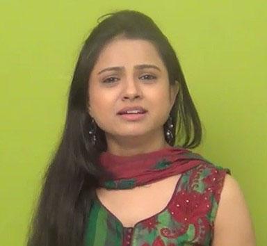 Payal Shukla Hindi Actress