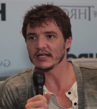 Pedro Pascal English Actor