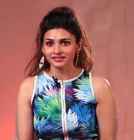 Prachi Desai Hindi Actress