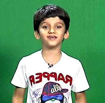 Rafan Khan Hindi Actor