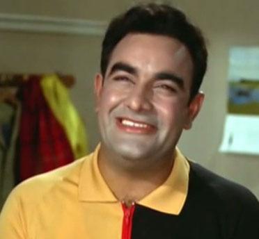 Rajendra Nath Hindi Actor
