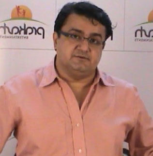 Rajesh Balwani Hindi Actor