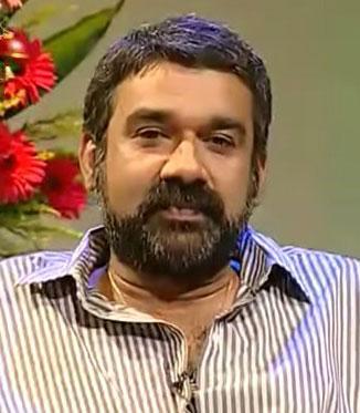 Ranjith Balakrishnan Malayalam Actor