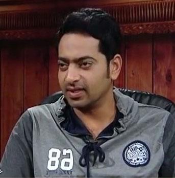 Saiju Kurup Malayalam Actor