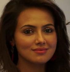 Sana Khan Hindi Actress