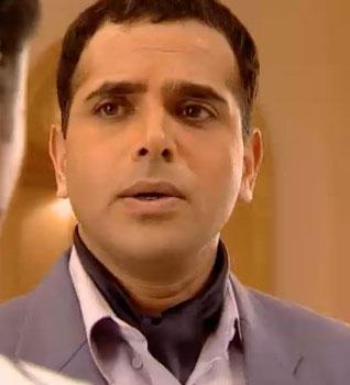 Sandiip Sikcand Hindi Actor