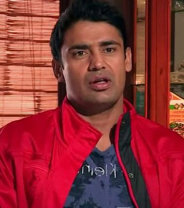 Sangram Singh Hindi Actor