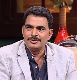 Sayaji Shinde Telugu Actor