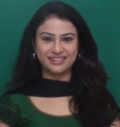Shalini Chandran Hindi Actress