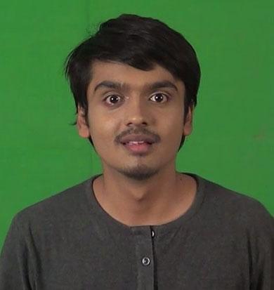 Tapasvi Mehta Hindi Actor