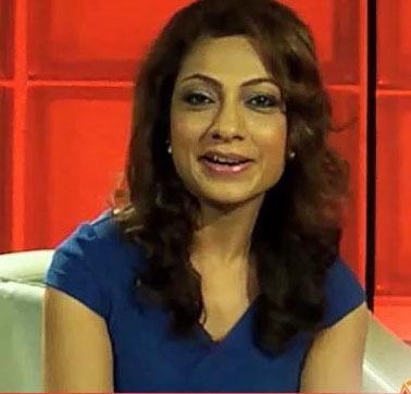 Tarana Raja Hindi Actress