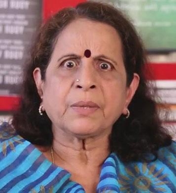 Usha Nadkarni Hindi Actress