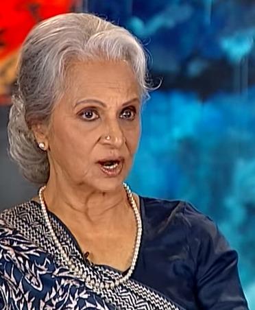 Waheeda Rehman Hindi Actress