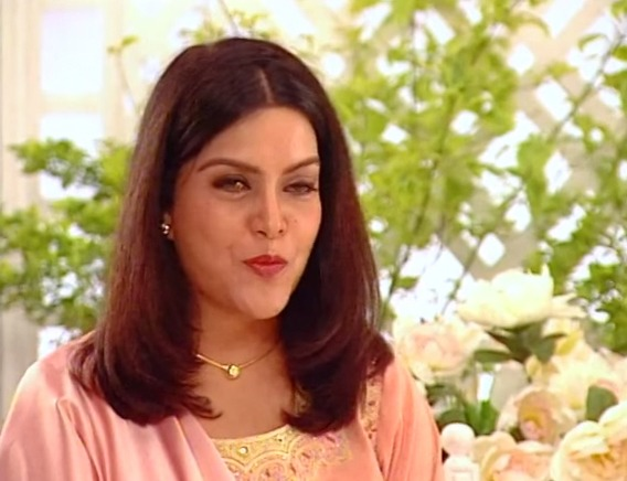 Zeenat Aman Hindi Actress