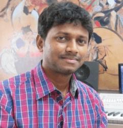 Arrol Corelli Tamil Actor