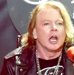 Axl Rose English Actor