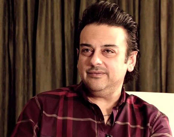 Adnan Sami Hindi Actor