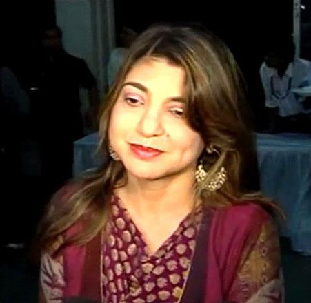 Alka Yagnik Hindi Actress
