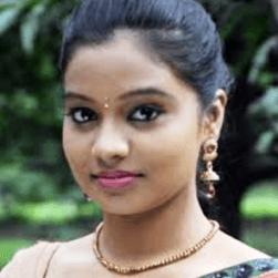 Anisha Xavier Tamil Actress