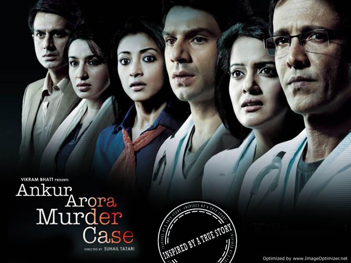Ankur Arora Murder Case Movie Review