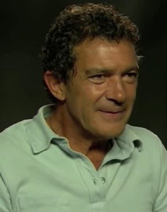 Antonio Banderas English Actor