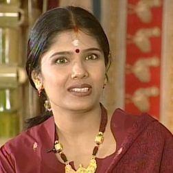 Anuradha Sriram Tamil Actress