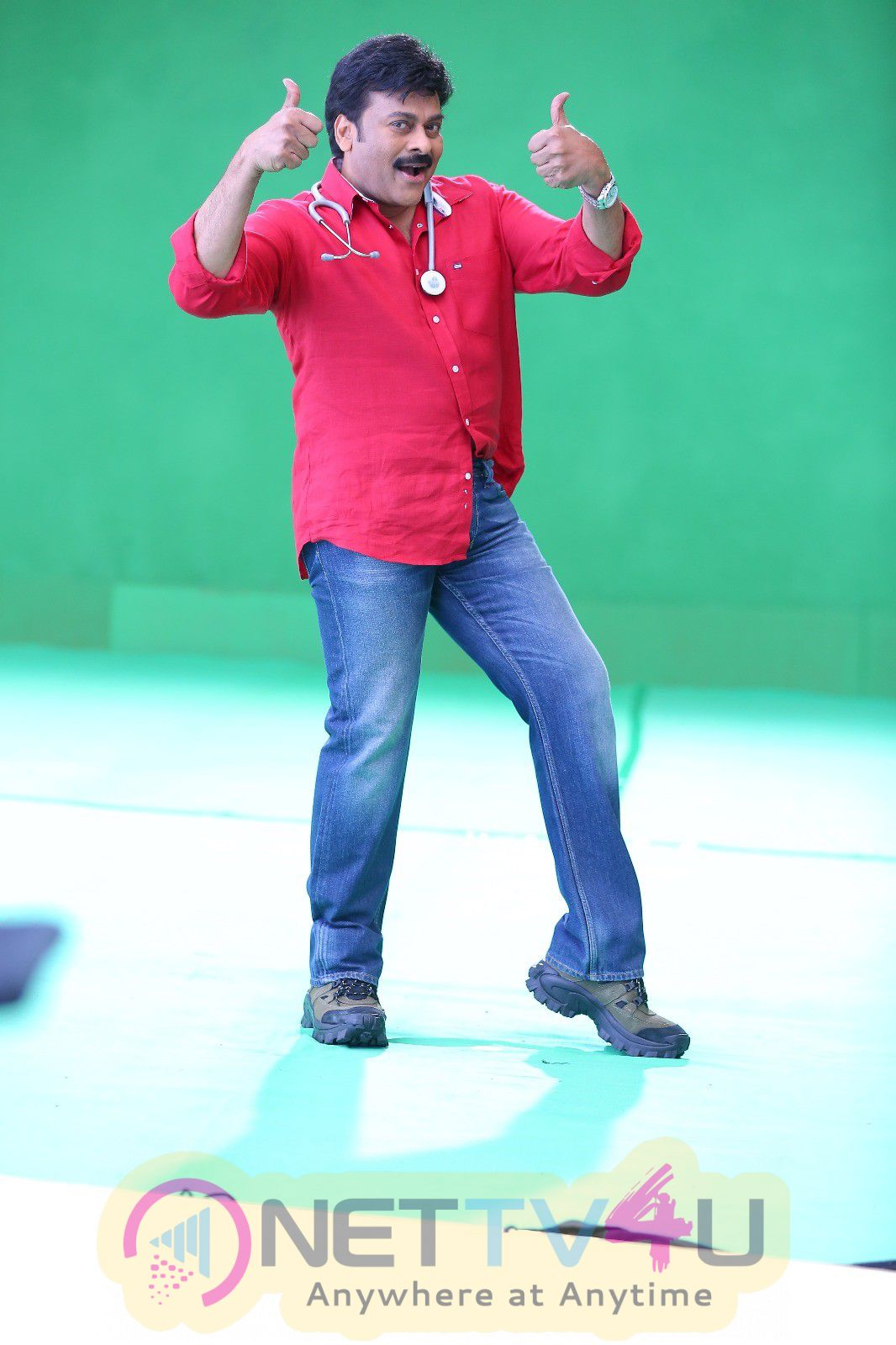 Boss Is Back Mega Star Chiru Exclusive Images Telugu Gallery