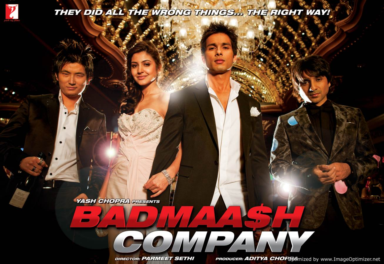 Badmaash Company Movie Review