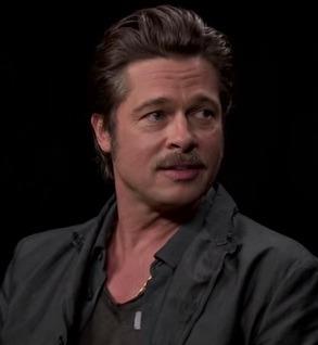 Brad Pitt English Actor