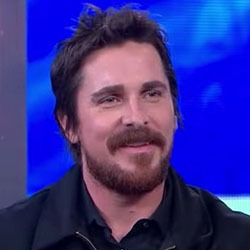 Christian Bale English Actor