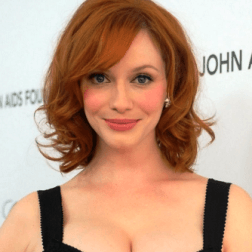 Christina Hendricks English Actress
