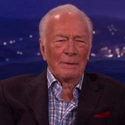 Christopher Plummer English Actor