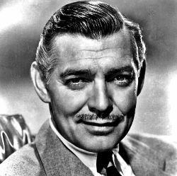 Clark Gable English Actor