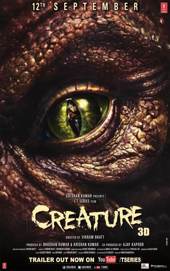 Creature 3D Movie Review