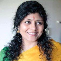 Dheepa Ramanujam Tamil Actress