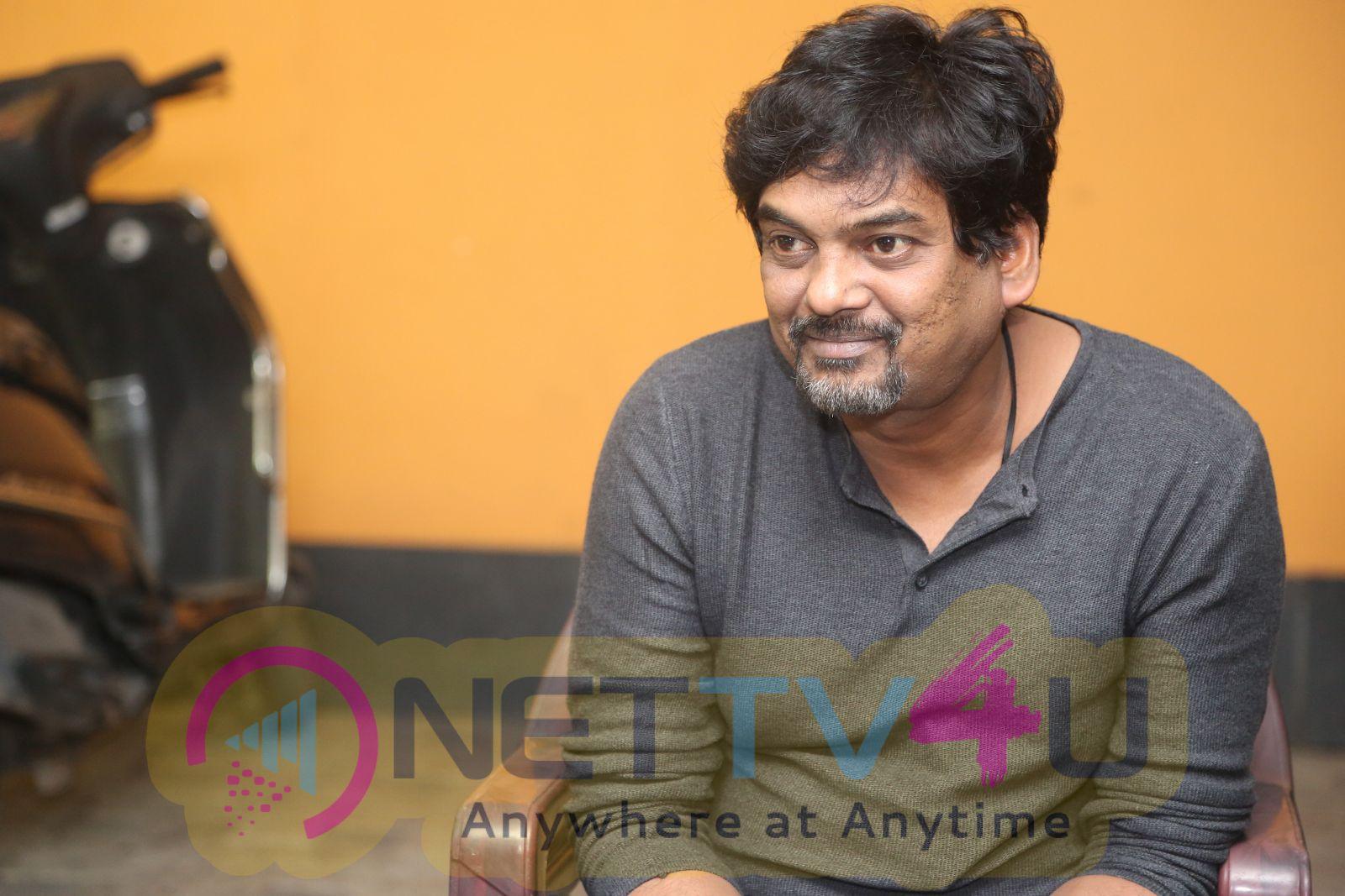 Director Puri Jagannadh Exclusive Interview Stills Telugu Gallery
