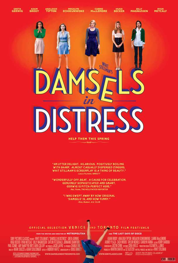 Damsels In Distress Movie Review