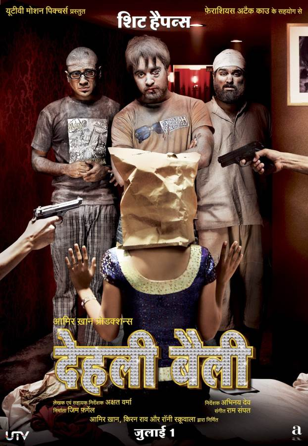 Delhi Belly Movie Review