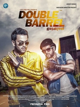 Double Barrel Movie Review