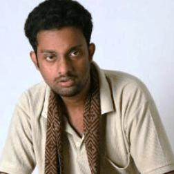 Gadam Kishan Tamil Actor
