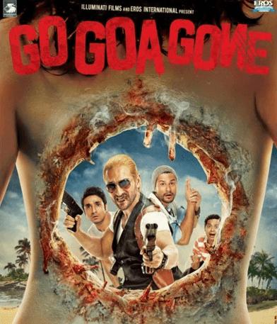 Go Goa Gone Movie Review