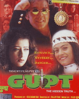Gupt Movie Review