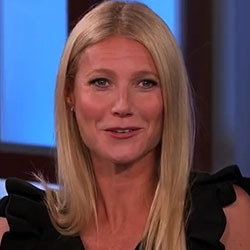Gwyneth Paltrow English Actress