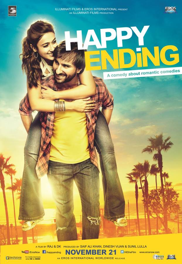 Happy Ending Movie Review