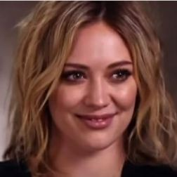 Hilary Duff English Actress