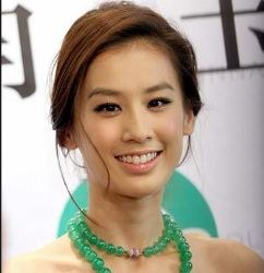 Huang Shengyi English Actress