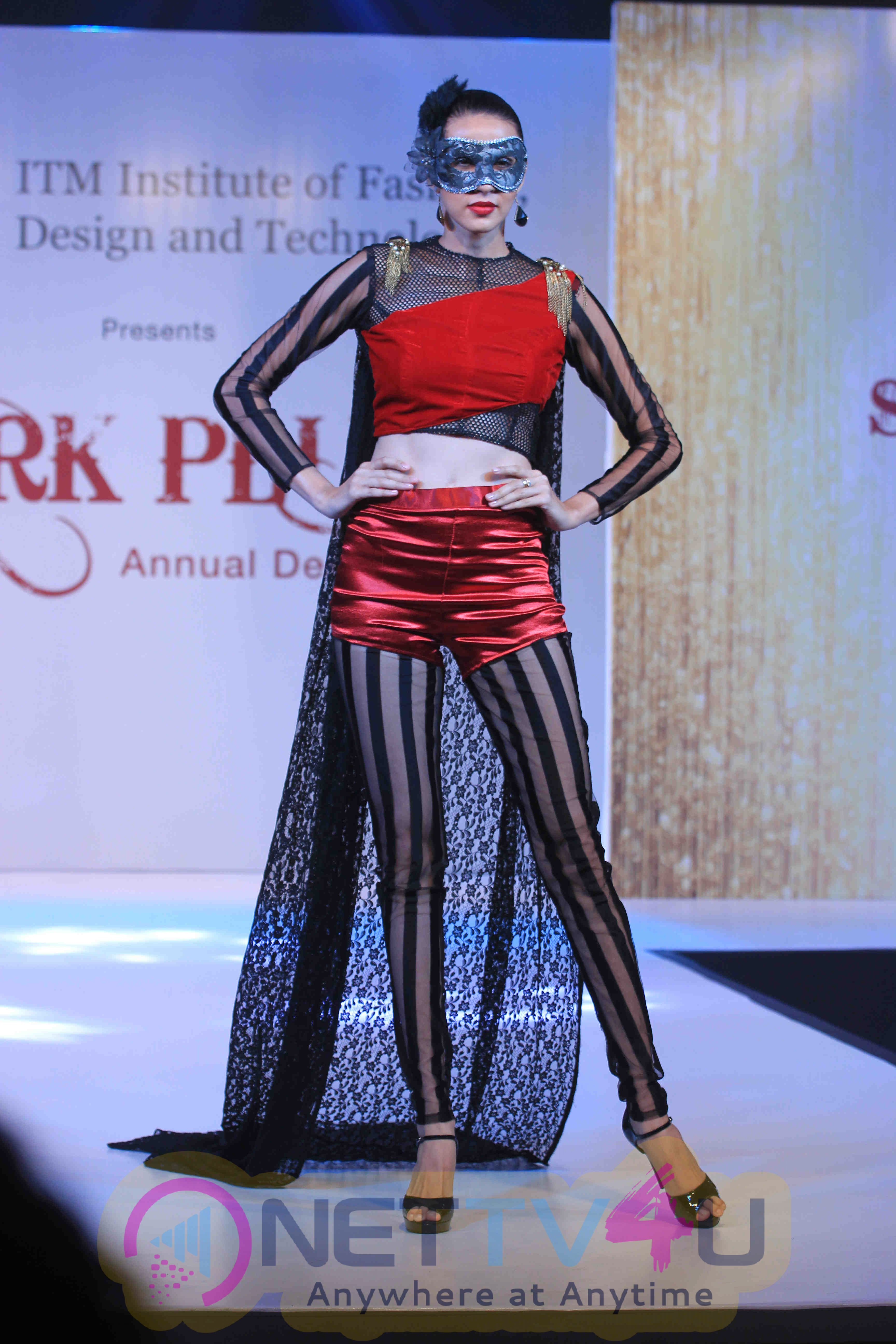 Itm Institute Of Fashion Design And Technology Invites You To Spark Plug Annual Design Show Good Looking Stills 291084 Movie Press Meet Pics Latest Event Images Stills